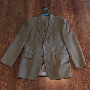 Men's Chaps Suit Set (42L) (34W 32L)